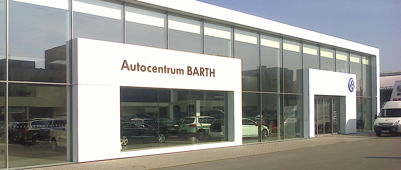 Autocentrum Barth